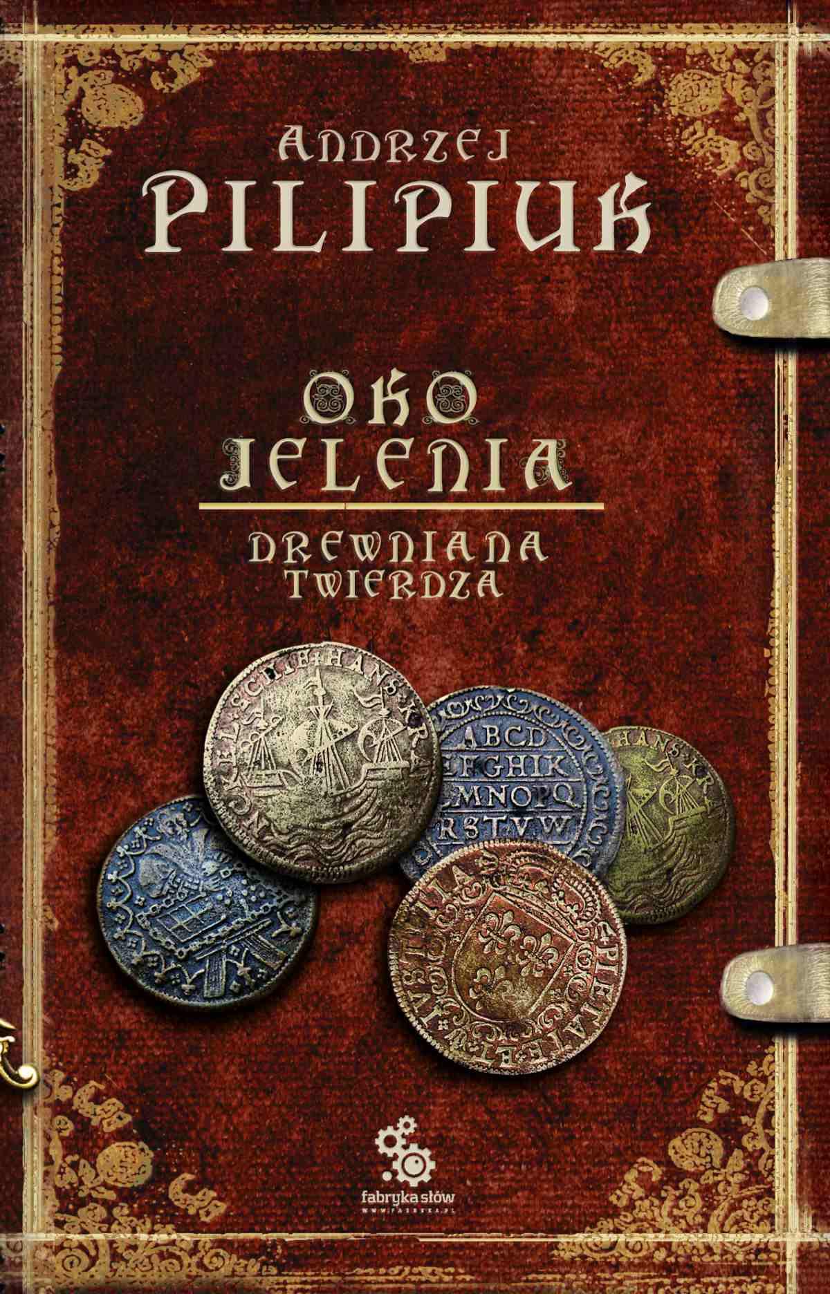 Oko Jelenia. Drewniana Twierdza - Ebook (Książka na Kindle) do pobrania w formacie MOBI