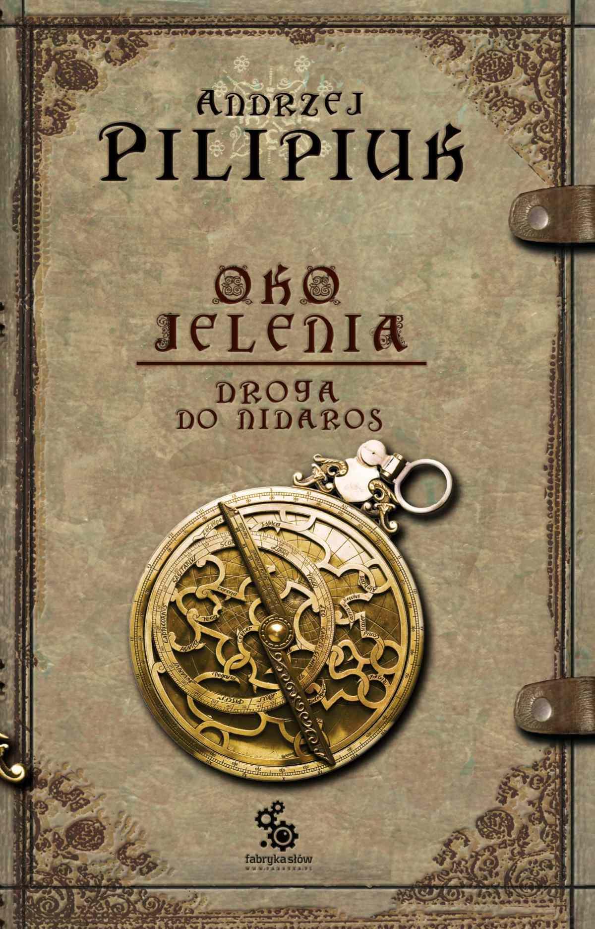 Oko Jelenia. Droga do Nidaros - Ebook (Książka na Kindle) do pobrania w formacie MOBI