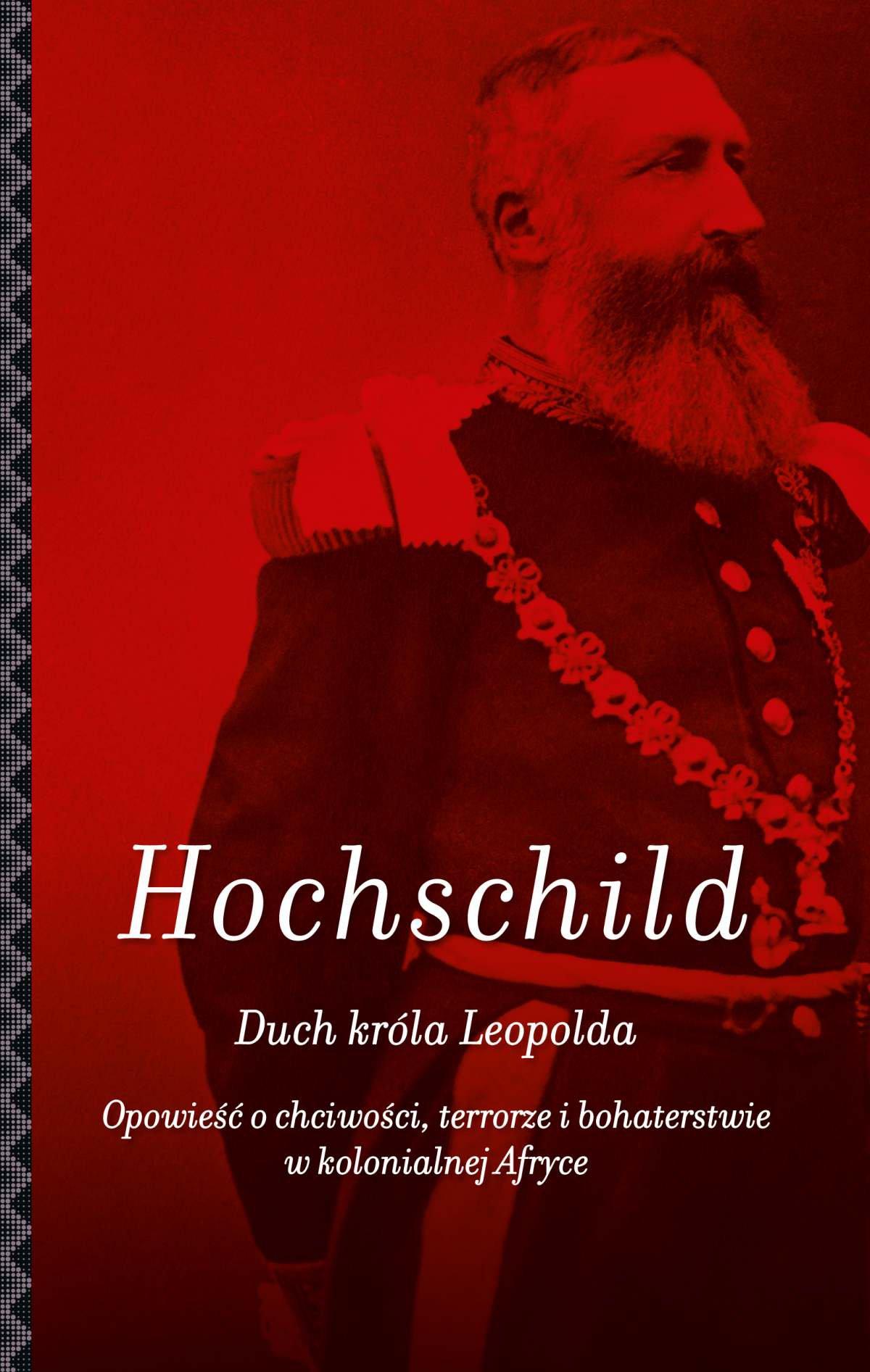Duch króla Leopolda - Ebook (Książka EPUB) do pobrania w formacie EPUB