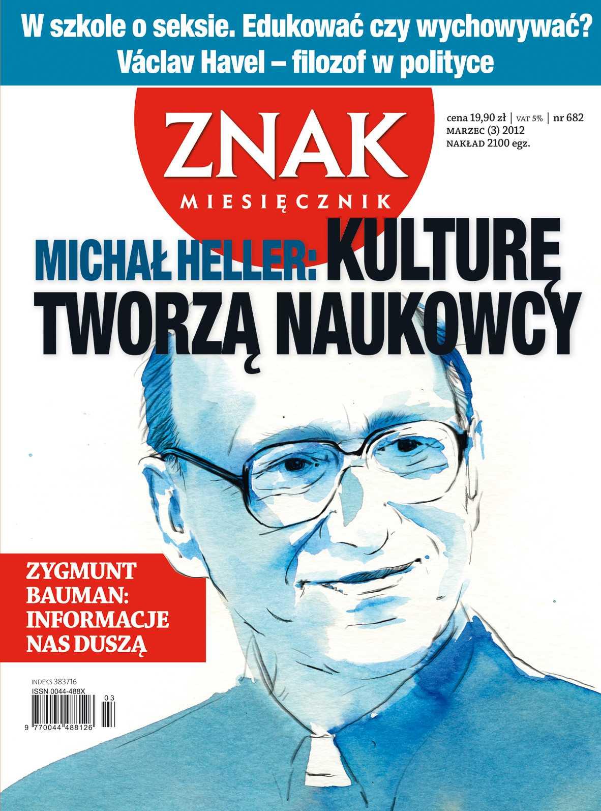 Miesięcznik Znak. Marzec 2012 - Ebook (Książka PDF) do pobrania w formacie PDF