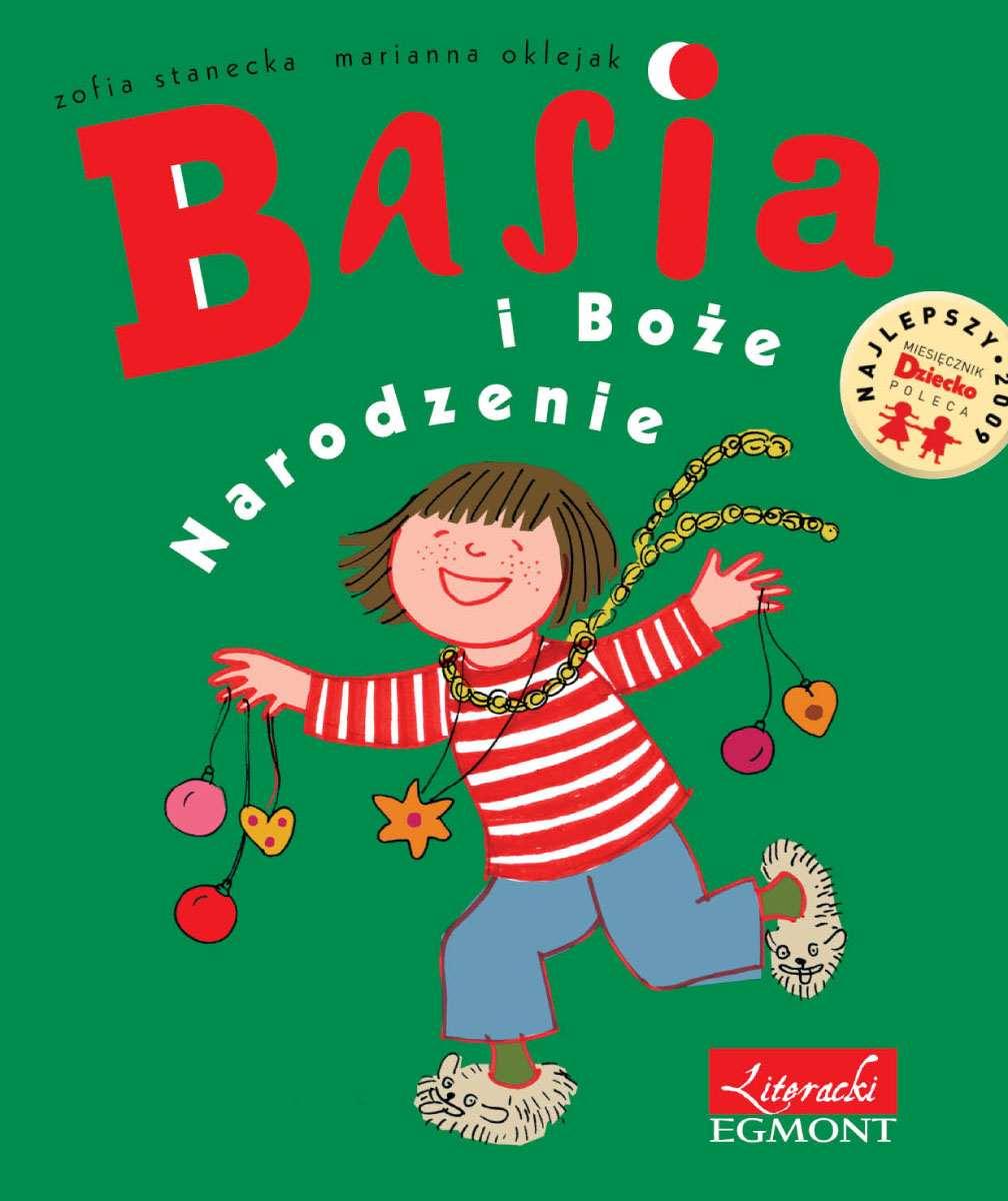 Basia i Boże Narodzenie - Ebook (Książka PDF) do pobrania w formacie PDF