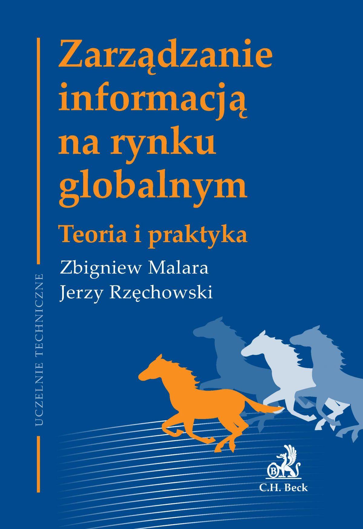 Zarządzanie informacją na rynku globalnym Teoria i praktyka - Ebook (Książka PDF) do pobrania w formacie PDF