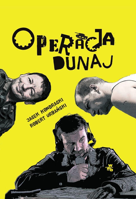 """Operacja """"Dunaj"""" - Ebook (Książka na Kindle) do pobrania w formacie MOBI"""