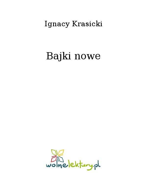 Bajki nowe - Ebook (Książka na Kindle) do pobrania w formacie MOBI