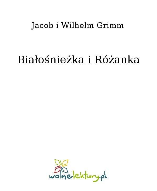 Białośnieżka i Różanka - Ebook (Książka na Kindle) do pobrania w formacie MOBI