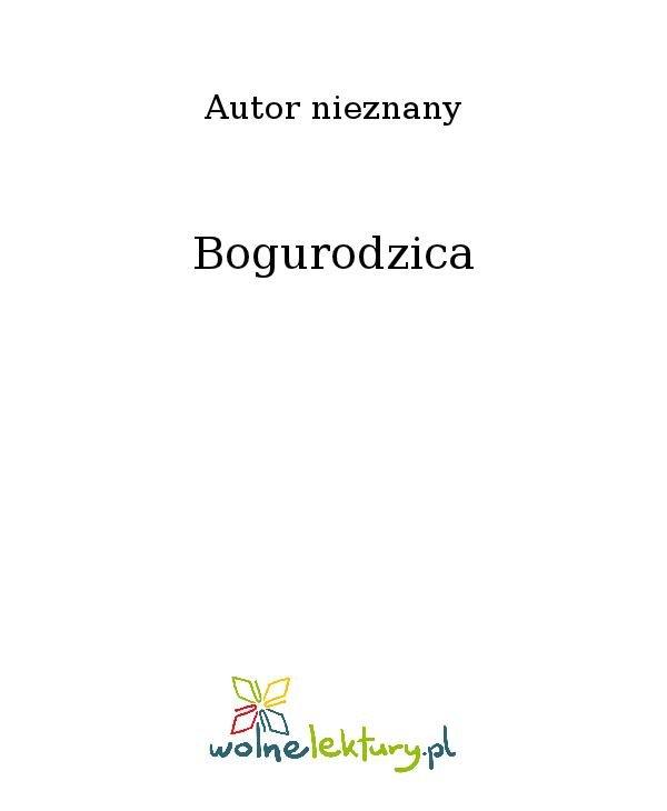 Bogurodzica - Ebook (Książka na Kindle) do pobrania w formacie MOBI