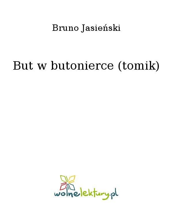 But w butonierce (tomik) - Ebook (Książka na Kindle) do pobrania w formacie MOBI