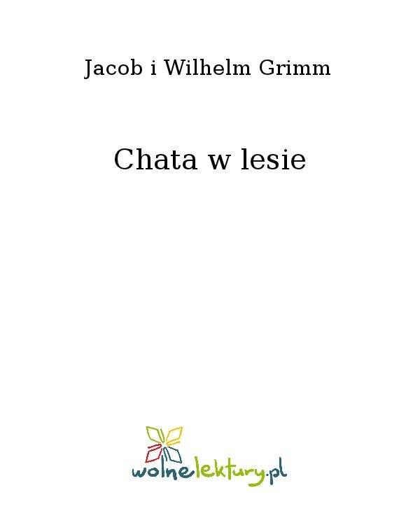 Chata w lesie - Ebook (Książka na Kindle) do pobrania w formacie MOBI