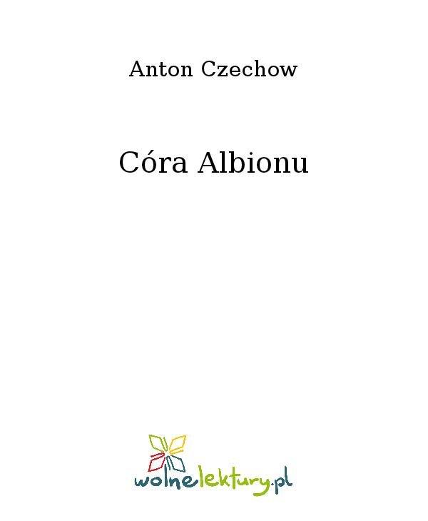 Córa Albionu - Ebook (Książka na Kindle) do pobrania w formacie MOBI