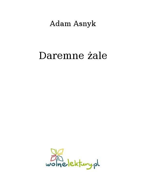 Daremne żale - Ebook (Książka na Kindle) do pobrania w formacie MOBI