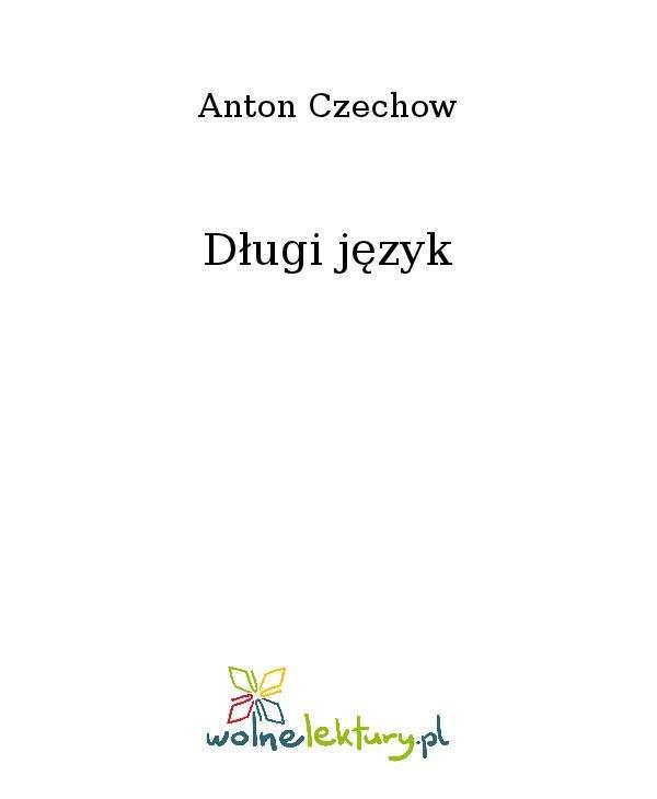 Długi język - Ebook (Książka na Kindle) do pobrania w formacie MOBI