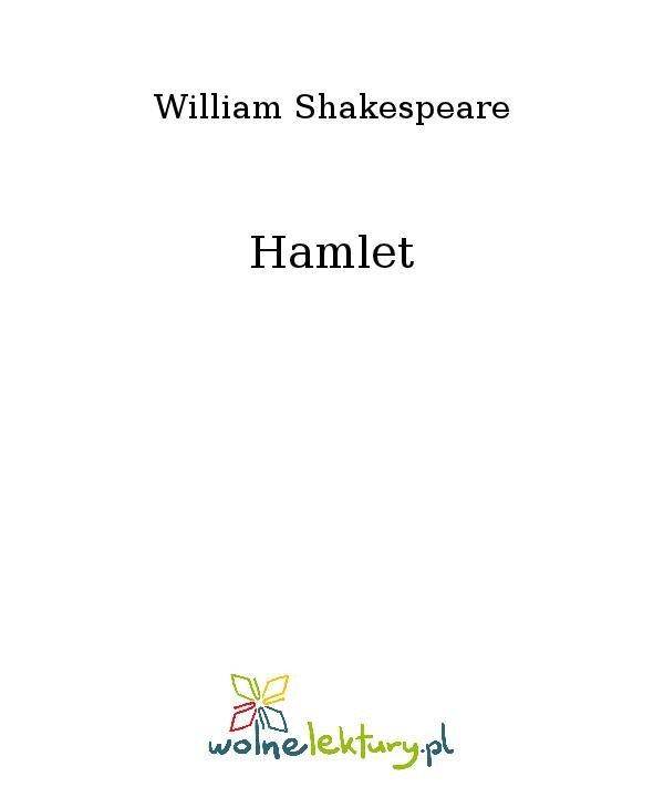 Hamlet - Ebook (Książka na Kindle) do pobrania w formacie MOBI