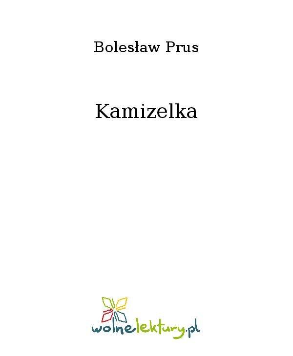 Kamizelka - Ebook (Książka na Kindle) do pobrania w formacie MOBI