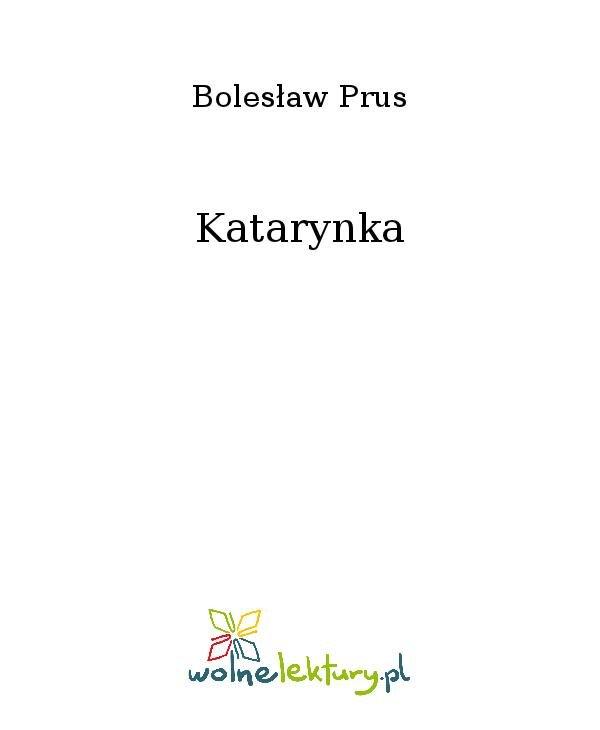Katarynka - Ebook (Książka na Kindle) do pobrania w formacie MOBI