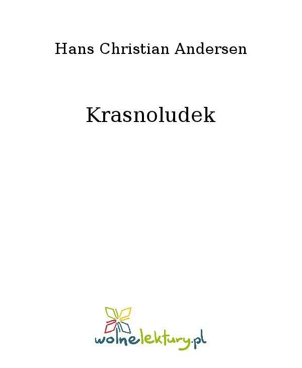Krasnoludek - Ebook (Książka na Kindle) do pobrania w formacie MOBI