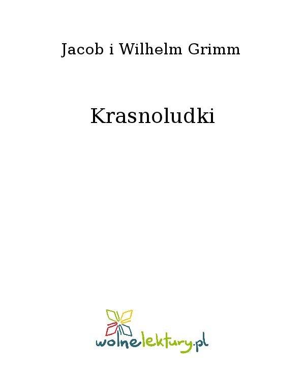 Krasnoludki - Ebook (Książka na Kindle) do pobrania w formacie MOBI