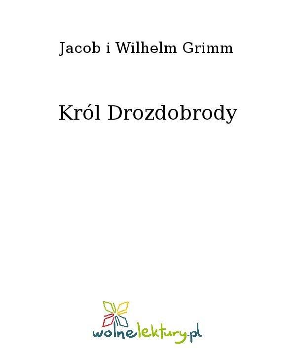 Król Drozdobrody - Ebook (Książka na Kindle) do pobrania w formacie MOBI