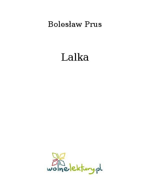 Lalka - Ebook (Książka na Kindle) do pobrania w formacie MOBI