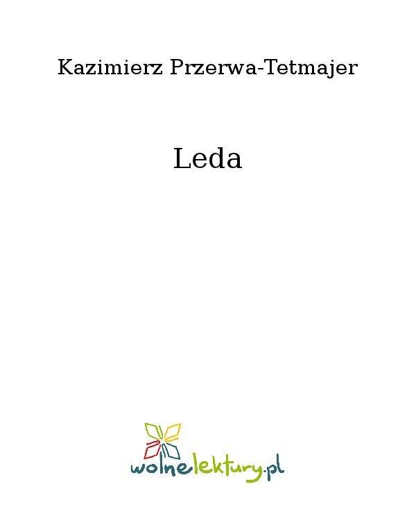 Leda - Ebook (Książka na Kindle) do pobrania w formacie MOBI