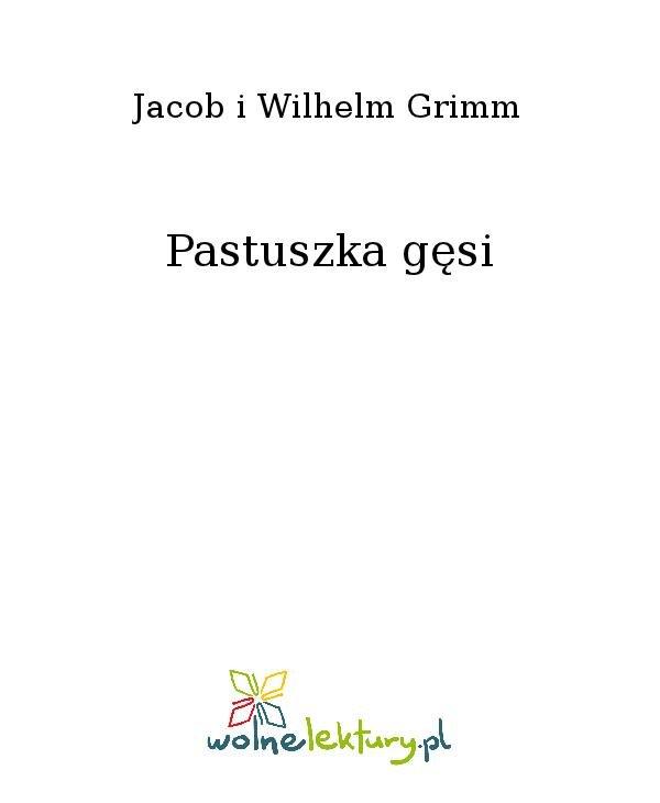 Pastuszka gęsi - Ebook (Książka na Kindle) do pobrania w formacie MOBI