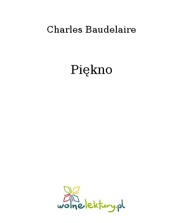 Piękno - Ebook (Książka na Kindle) do pobrania w formacie MOBI