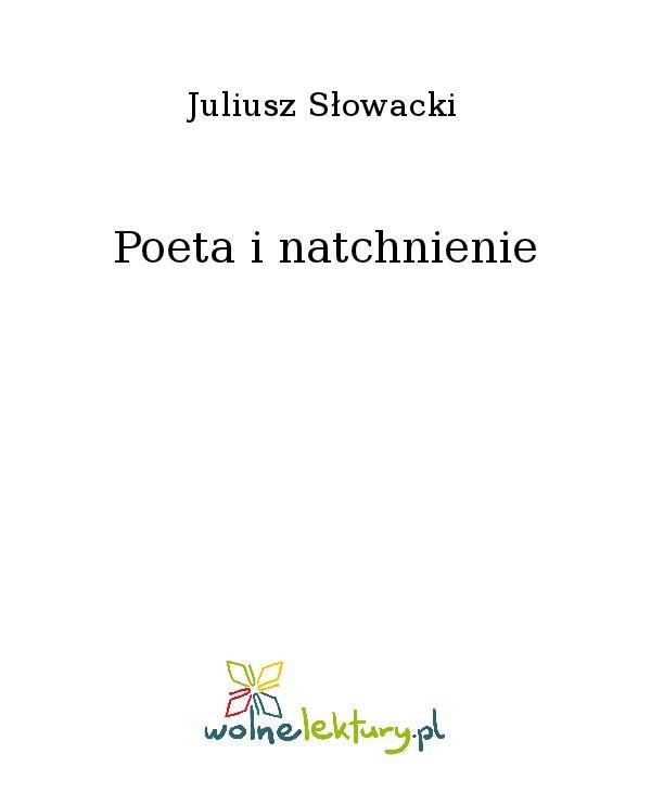 Poeta i natchnienie - Ebook (Książka na Kindle) do pobrania w formacie MOBI