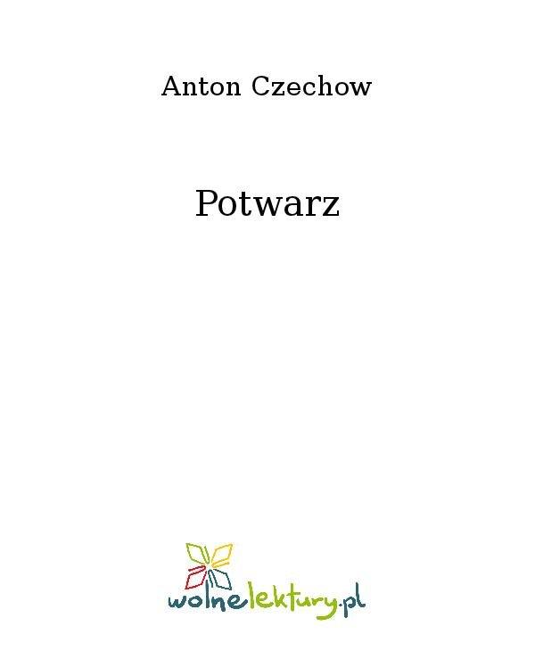 Potwarz - Ebook (Książka na Kindle) do pobrania w formacie MOBI