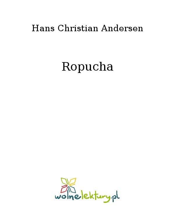 Ropucha - Ebook (Książka na Kindle) do pobrania w formacie MOBI