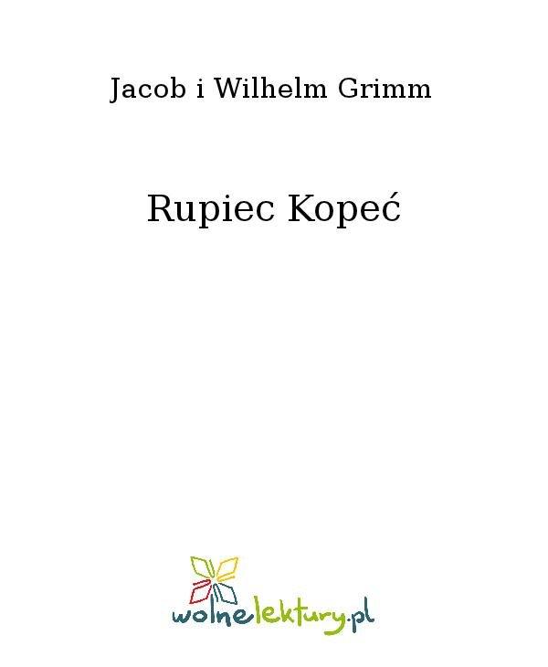 Rupiec Kopeć - Ebook (Książka na Kindle) do pobrania w formacie MOBI