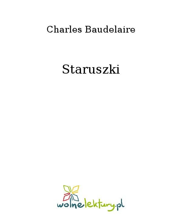 Staruszki - Ebook (Książka na Kindle) do pobrania w formacie MOBI