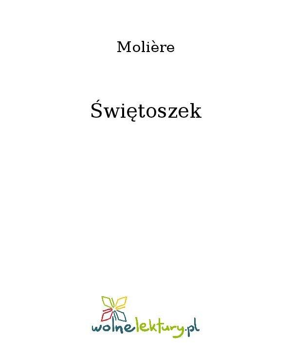 Świętoszek - Ebook (Książka na Kindle) do pobrania w formacie MOBI