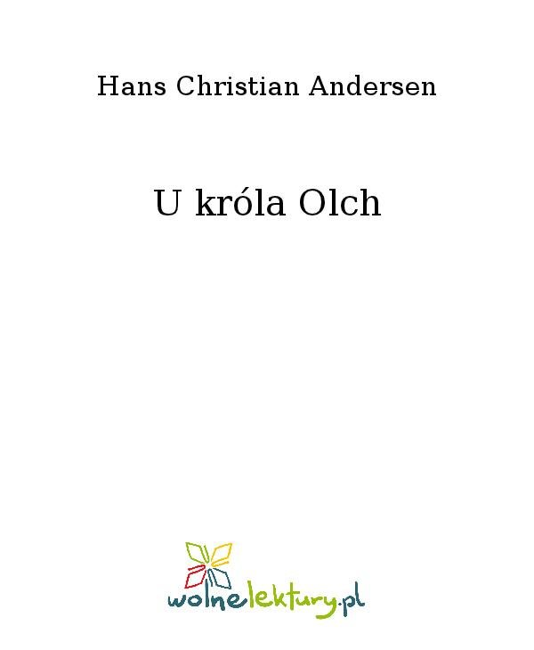 U króla Olch - Ebook (Książka na Kindle) do pobrania w formacie MOBI
