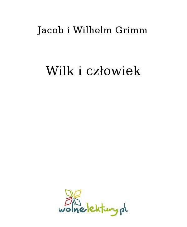 Wilk i człowiek - Ebook (Książka na Kindle) do pobrania w formacie MOBI