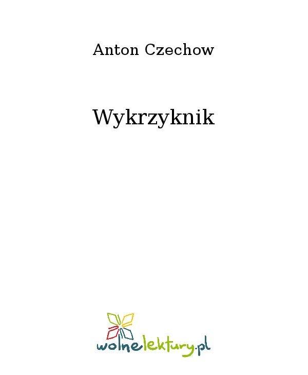 Wykrzyknik - Ebook (Książka na Kindle) do pobrania w formacie MOBI