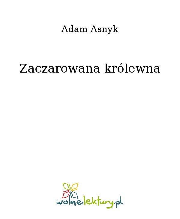 Zaczarowana królewna - Ebook (Książka na Kindle) do pobrania w formacie MOBI