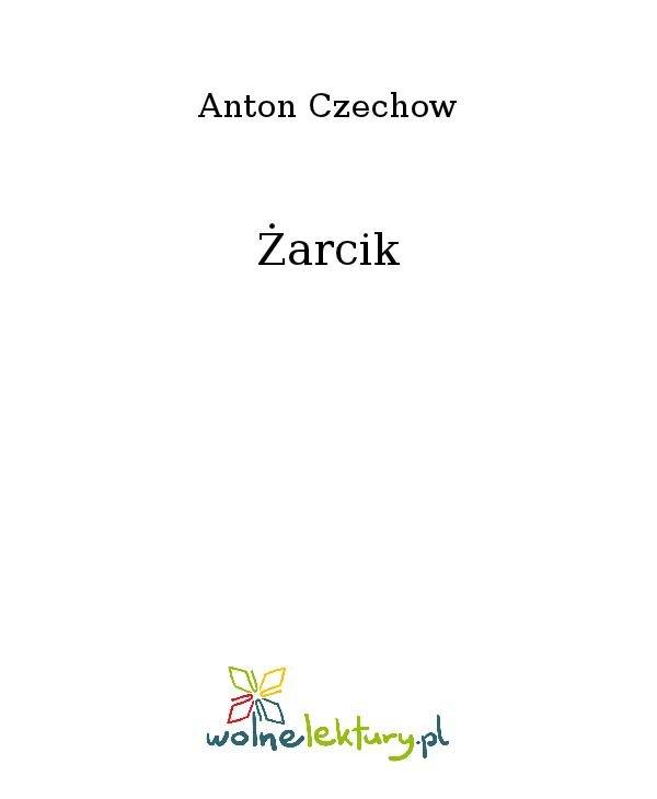 Żarcik - Ebook (Książka na Kindle) do pobrania w formacie MOBI