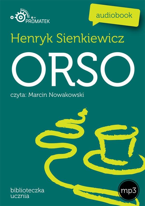 Orso - Audiobook (Książka audio MP3) do pobrania w całości w archiwum ZIP