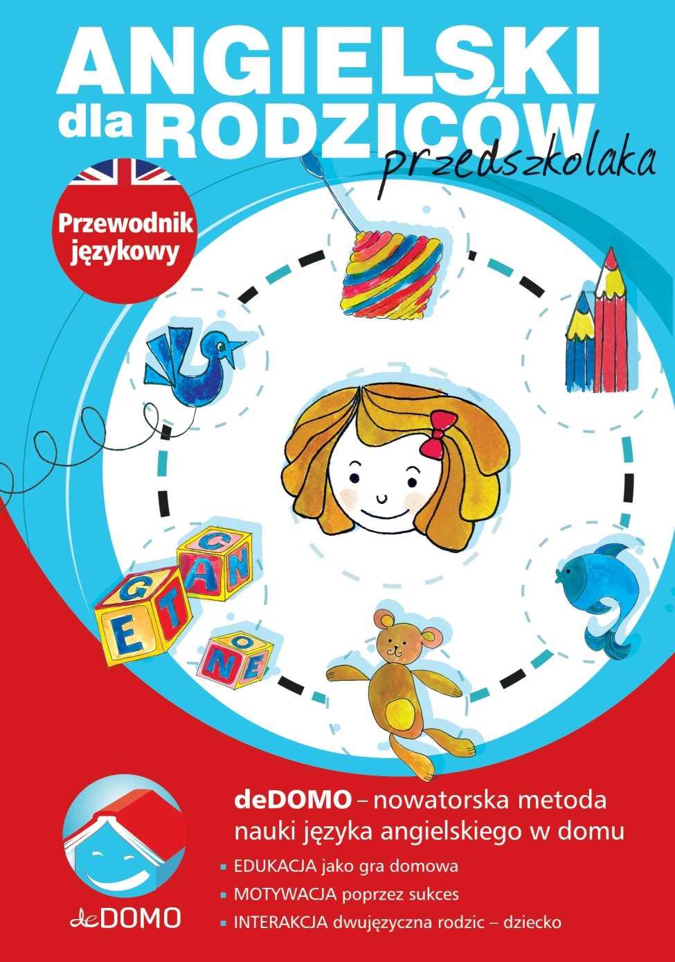Angielski dla rodziców przedszkolaka. Przewodnik językowy deDOMO - Ebook (Książka PDF) do pobrania w formacie PDF