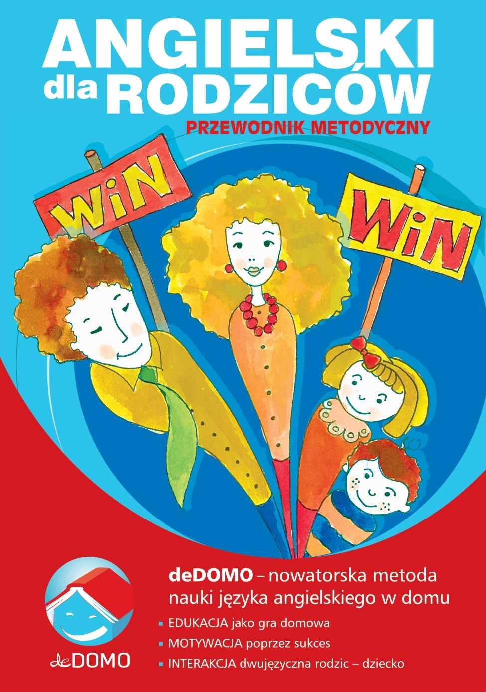 Angielski dla rodziców. Przewodnik metodyczny deDOMO - Ebook (Książka PDF) do pobrania w formacie PDF