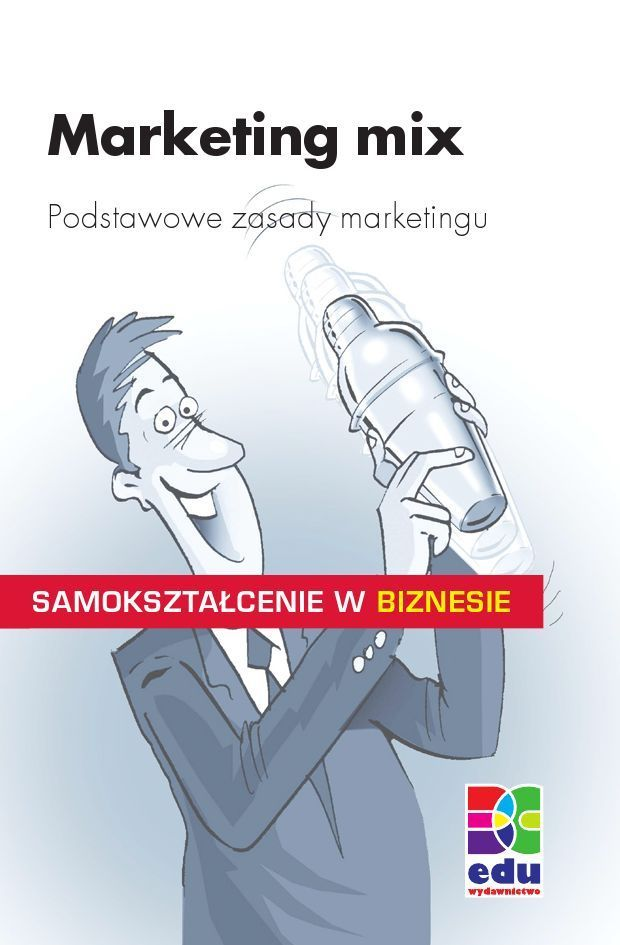 Marketing-Mix - Ebook (Książka na Kindle) do pobrania w formacie MOBI