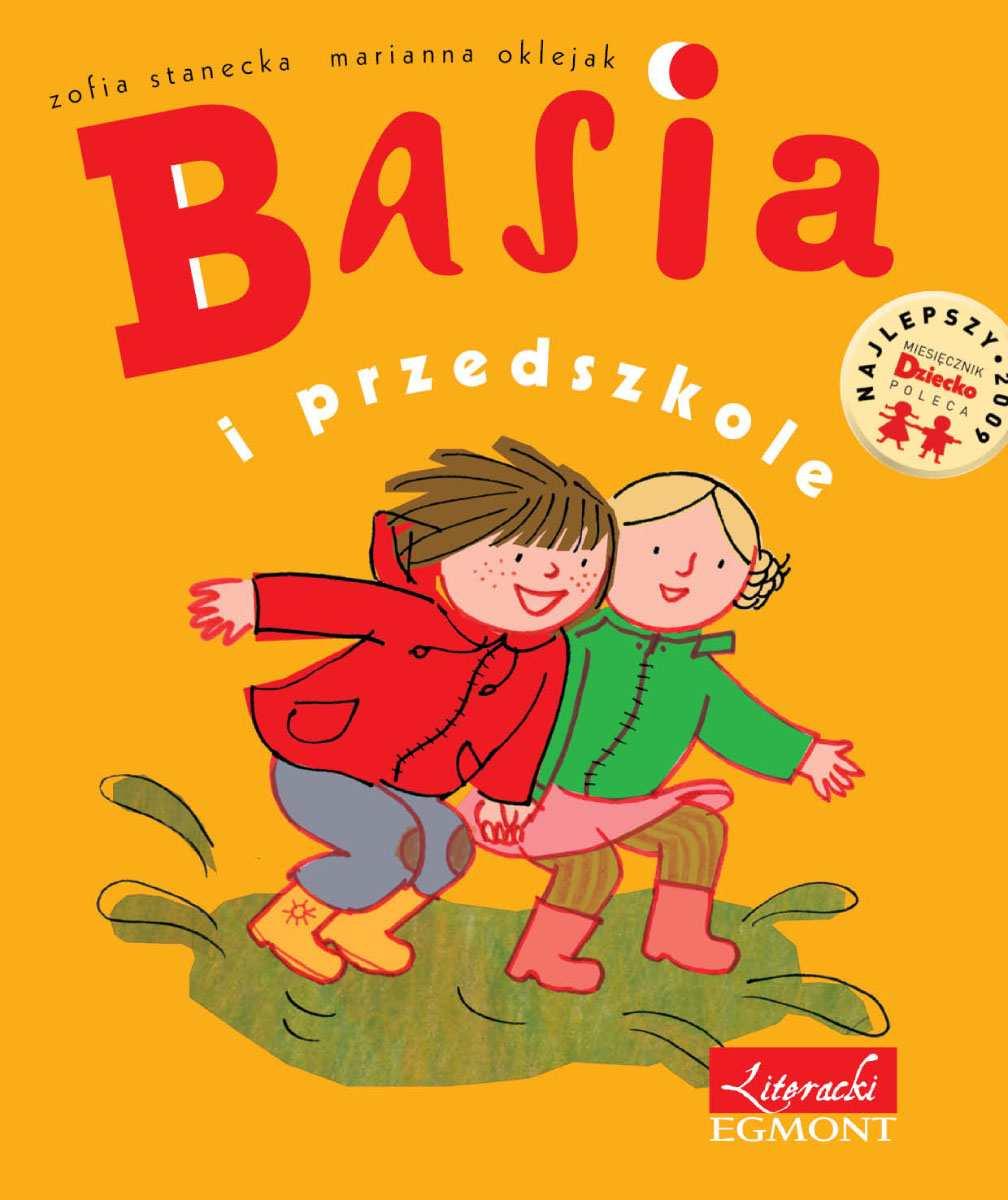 Basia i przedszkole - Ebook (Książka PDF) do pobrania w formacie PDF