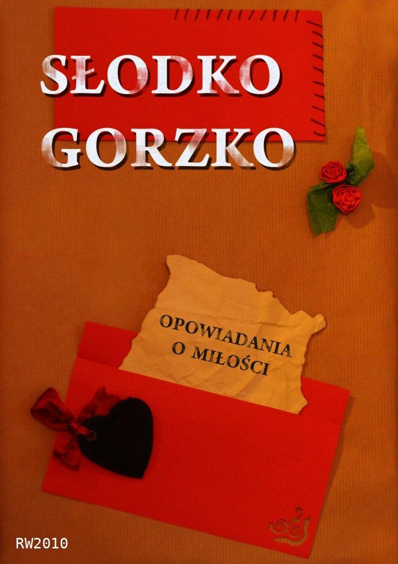 Słodko gorzko. Opowiadania o miłości - Ebook (Książka EPUB) do pobrania w formacie EPUB