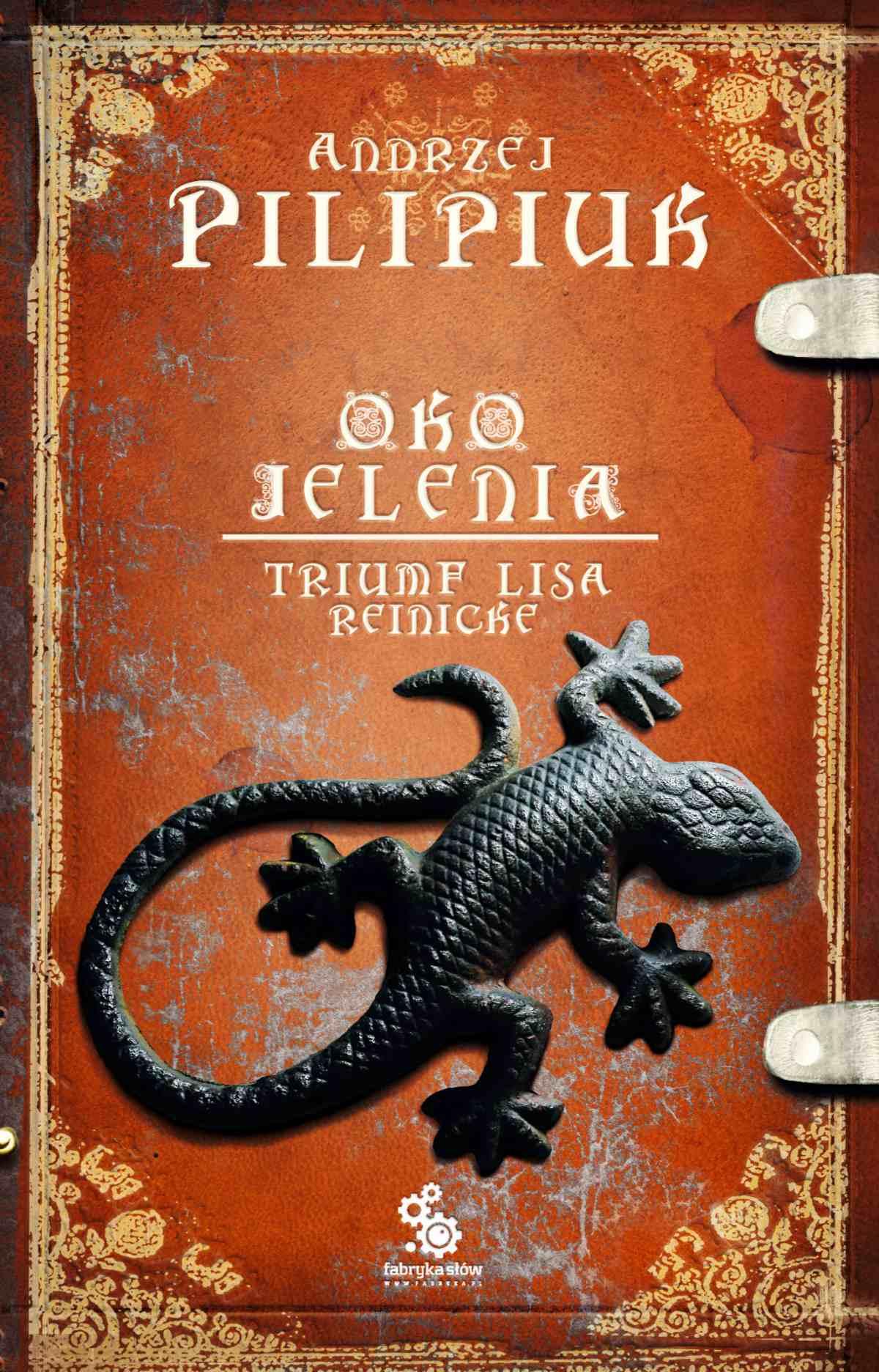 Oko Jelenia. Tryumf Lisa Reinicke - Ebook (Książka na Kindle) do pobrania w formacie MOBI
