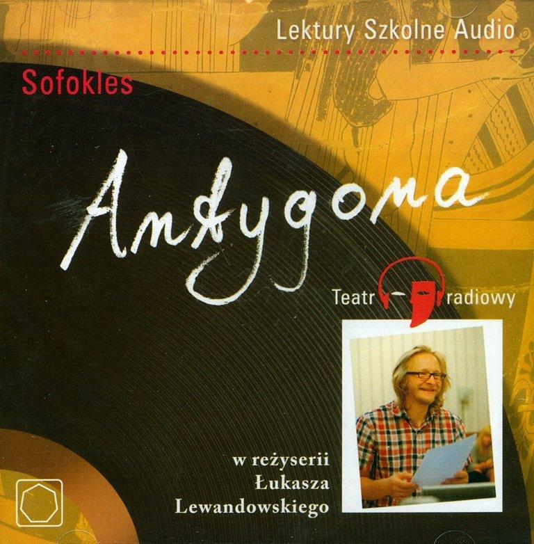 Antygona - Audiobook (Książka audio MP3) do pobrania w całości w archiwum ZIP