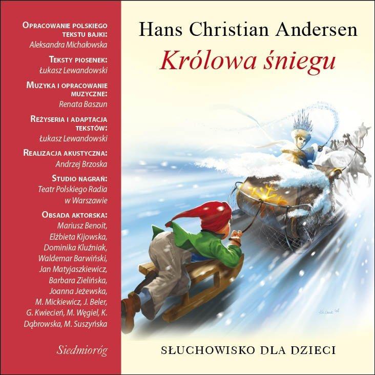 Królowa śniegu - Audiobook (Książka audio MP3) do pobrania w całości w archiwum ZIP