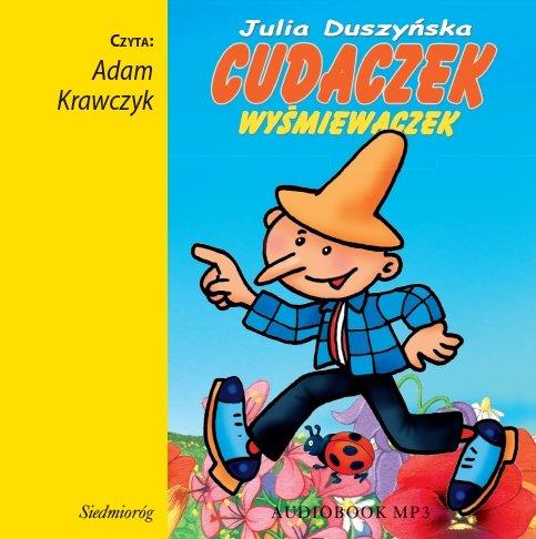 Cudaczek Wyśmiewaczek - Audiobook (Książka audio MP3) do pobrania w całości w archiwum ZIP