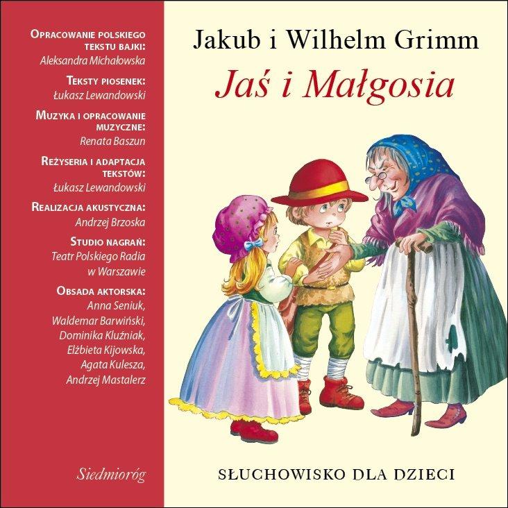 Jaś i Małgosia - Audiobook (Książka audio MP3) do pobrania w całości w archiwum ZIP