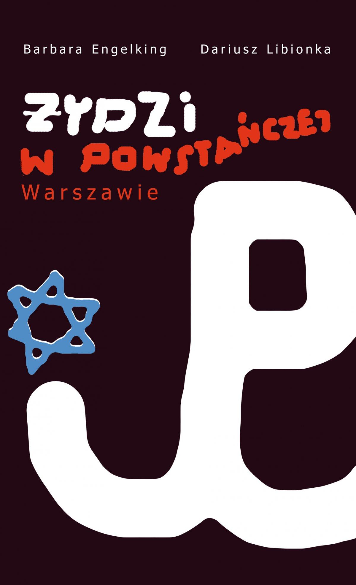 Żydzi w powstańczej Warszawie - Ebook (Książka EPUB) do pobrania w formacie EPUB
