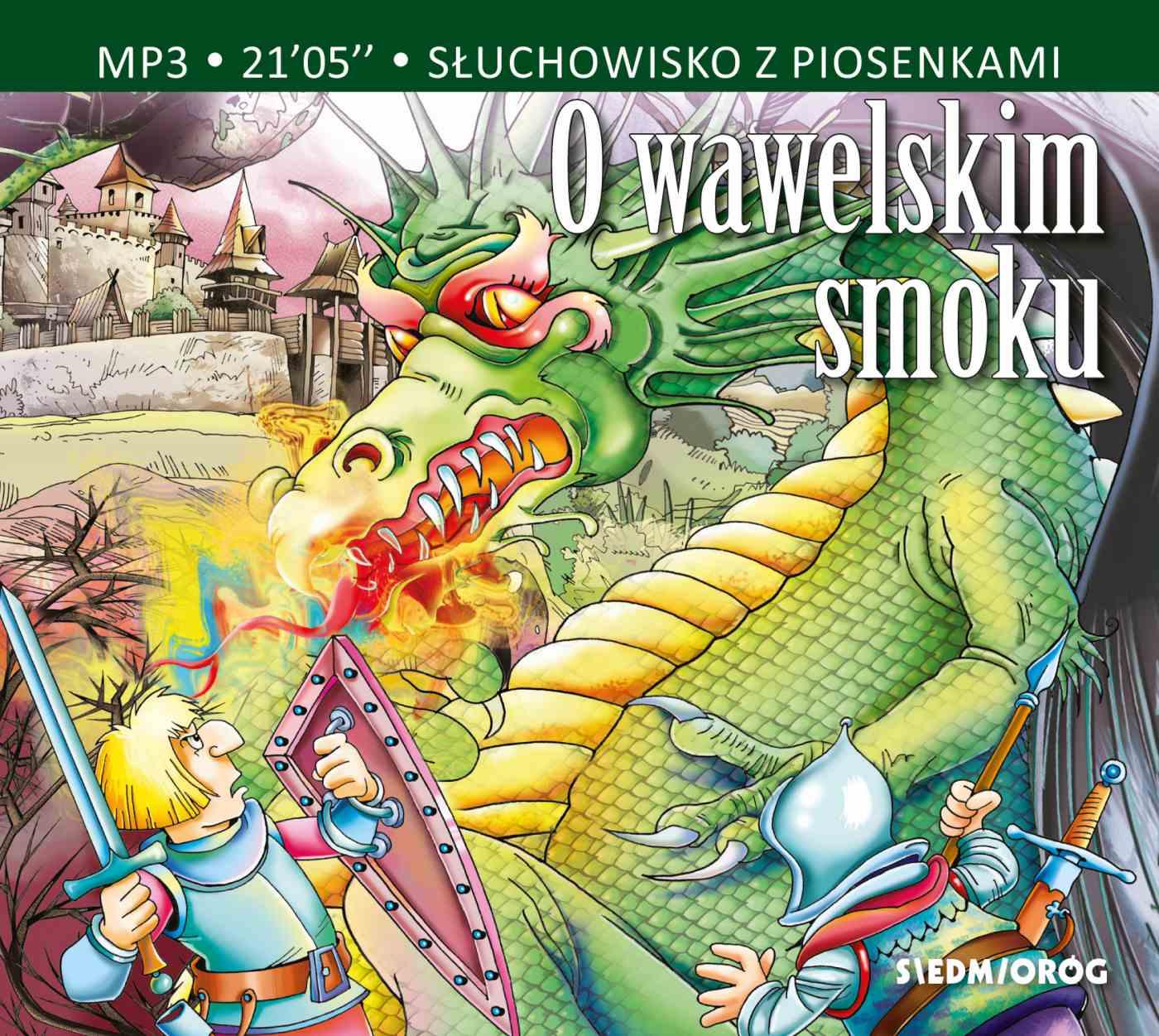 O wawelskim smoku - Audiobook (Książka audio MP3) do pobrania w całości w archiwum ZIP
