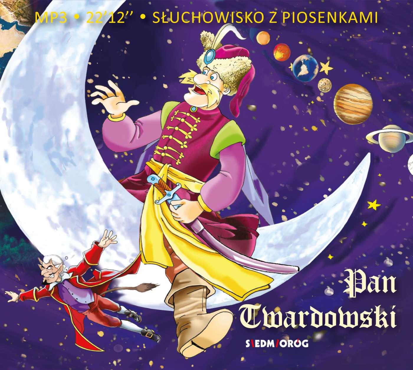 Pan Twardowski - Audiobook (Książka audio MP3) do pobrania w całości w archiwum ZIP